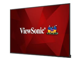 ViewSonic CDE7520 75IN LED LCD MON ULTRA HD 38X21, CDE7520, 38262866, Monitors - Large Format