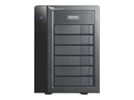 Promise 24TB Pegasus2 R6 (6X4TB), P2R6HD24US, 30758197, Direct Attached Storage