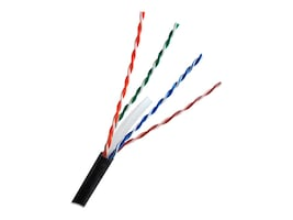 Comprehensive Cable CAT6BLK-1000 Main Image from Front