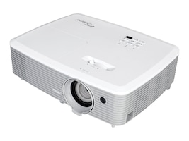Optoma EH400+ 1080p 3D DLP Projector, 4000 Lumens, White, EH400+, 34285091, Projectors