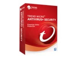 Trend Micro Antivirus & Security 2018 1U Retail Box, TINN0292, 34884828, Software - Antivirus & Endpoint Security