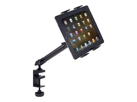 Arkon Heavy-Duty Tablet Clamp Mount for Desks or Treadmills with 10 Arm for iPad Air, iPad, Galaxy, TAB804, 31189686, Mounting Hardware - Miscellaneous