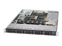 Supermicro SYS-1027R-WC1NRT Main Image from Right-angle