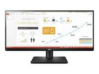 LG 28.8 UB67-B QHD LED-LCD UltraWide Monitor, Black, 29UB67-B, 18819217, Monitors