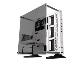 Thermaltake Chassis, Core P3 TG, Snow, CA-1G4-00M6WN-05, 35232590, Cases - Systems/Servers