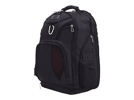 Eco Style 17 Jet Set Smart Backpack, EJSS-BP17-CF, 35055116, Carrying Cases - Notebook
