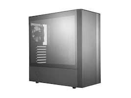 Cooler Master Chassis, MasterBox NR600 Tower 7xExpansion slots 4x3.5 bays 2.5 SSD bays, MCB-NR600-KGNN-S00, 36725329, Cases - Systems/Servers