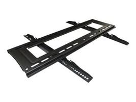 Mustang AV Static Mount for 55-70 Flat Panel Displays, Black, MV-STAT4B, 34352194, Stands & Mounts - AV