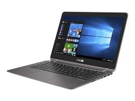 Asus Zenbook Flip Core i5-7200U 2.5GHz 8GB 256GB SSD ac BT FR WC 3C 13.3 FHD MT W10-64, UX360UA-DS51T, 34201361, Notebooks - Convertible
