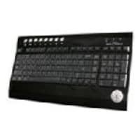 Seal Shield Silver Surf - Multimedia Keyboard, S103, 9688374, Keyboards & Keypads