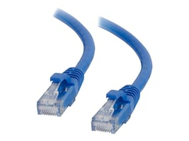 C2G Cat5e Snagless Unshielded (UTP) Network Patch Cable - Blue, 5ft, 15188, 222428, Cables