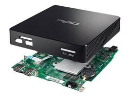 Shuttle Barebones, NS01A Nano Fanless PC Max.16GB DDR3L Android, NS01A, 30881161, Barebones Systems