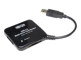 Tripp Lite USB 3.0 Multi-Drive SD CF MS Card Reader, U352-000-MD, 14998650, PC Card/Flash Memory Readers