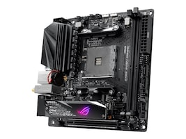 Asus Motherboard, ROG Strix X470-I Gaming, 90MB0XE0-M0AAY0, 35505130, Motherboards