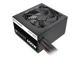 Thermaltake Smart 80 Plus 600W, White, PS-SPD-0600NPCWUS-W, 30711727, Power Supply Units (internal)
