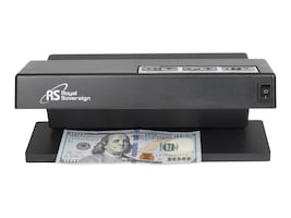 Royal Sovereign Ultraviolet Counterfeit Detector, RCD-1000, 33212819, Office Supplies