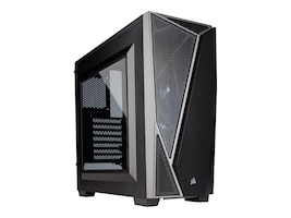 Corsair Carbide Series SPEC 04, Black Gray, CC-9011109-WW, 33860883, Cases - Systems/Servers