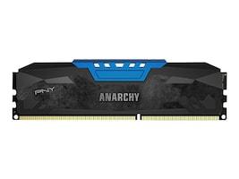 PNY 16GB PC3-12800 DDR3 SDRAM DIM Kit, MD16GK2D316009AB, 31079153, Memory