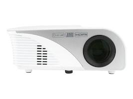 Pyle Digital Multimedia HD Projector, 1200 Lumens, White, PRJG95, 33253549, Projectors