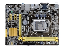 Asus H81M-E Main Image from Front