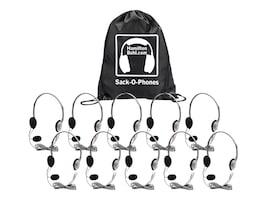Hamilton HA2M Headsets (10-pack Bag), SOP-HA2M, 35176701, Headsets (w/ microphone)