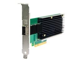Axiom 40GBS SGL QSFP+ PCIE X8 NIC MCX313A-BCBT, MCX313A-BCBT-AX, 34797652, Network Adapters & NICs