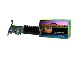 Jaton NVIDIA GeForce 8400GS PCIe Graphics Card, 512MB DDR2, VIDEO-PX628GS-LP1, 31264906, Graphics/Video Accelerators