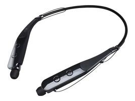 LG Tone Triumph Headset - Black, HBS-510.ACUSBKI, 35008820, Headsets (w/ microphone)