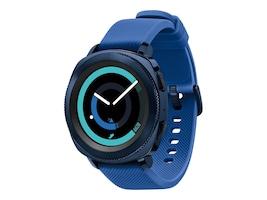 Samsung Gear Sport, Blue, SM-R600NZBAXAR, 35778584, Wearable Technology