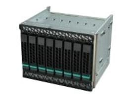 Intel 2.5 8-Drive Hot-Swap Drive Kit w  Heat Sink for P43xx Chassis, FUP8X25HSDKS, 13755824, Drive Mounting Hardware