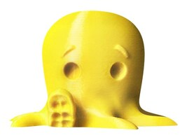 MakerBot True Yellow PLA Filament Small Spool, MP05791, 16896690, Printer Supplies - 3D