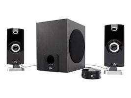 Cyber Acoustics CA 3090 3-piece Speakers w  Subwoofer - 22 Watt, CA-3090, 212876, Speakers - Audio