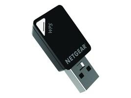 Netgear A6100 ac USB WiFi Mini Adapter, A6100-10000S, 35673117, Wireless Adapters & NICs