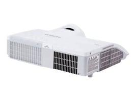 Hitachi CP-BW301WN WXGA LCD Projector, 3000 Lumens, White, CP-BW301WN, 31642532, Projectors