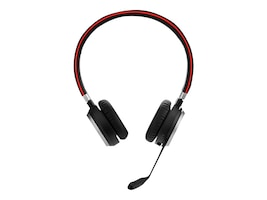 Jabra Evolve 65 Stereo MC Headset w  Charging Stand Link 360, 6599-823-399, 34049179, Headsets (w/ microphone)
