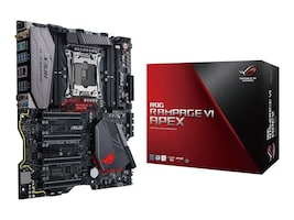 Asus ROG RAMPAGE VI APEX Main Image from Left-angle