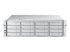 Promise 3U 16BAY 16G FC DUAL CTLR RAID CTLRSUB 16X4TB HDD 7200RPM 12G SAS 64TB, E5600FDQS4, 32688743, SAN Servers & Arrays