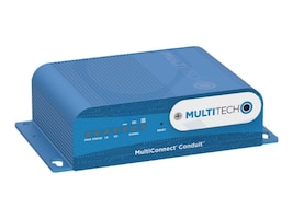 Multitech Systems AEP PROGRAMMABLE GATEWAY GNSS Main Image from Left-angle