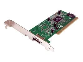 StarTech.com 1 port eSATA + 1 Port SATA PCI SATA Controller Card w  LP Bracket, PCIESATA2I, 9648639, Storage Controllers