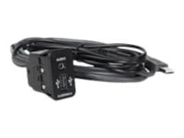 Gamber-Johnson Aux USB Pass-Through 6'Ext, 16648, 33968309, Automobile/Airline Power Adapters