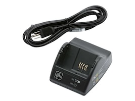 Zebra Li-Ion Smart Charger w US Power Cord SC2 QLN Printers, P1031365-063, 14382652, Battery Chargers