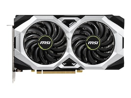 MSI Computer RTX 2060 SUPER VENTUS GP OC Main Image from Front