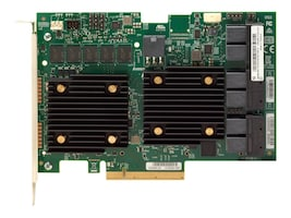 Lenovo ThinkSystem RAID 930-24i 4GB Flash PCIe 12Gb Adapter, 7Y37A01086, 34315801, RAID Controllers