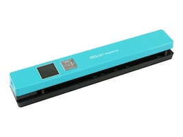 IRIS Iriscan Anywhere 5 Sheetfed Portable Scanner, Turquoise, 458845, 33532695, Scanners