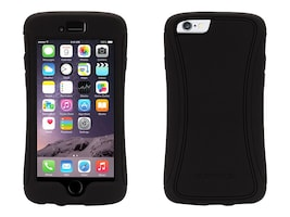 Griffin Survivor Slim iPhone 6 4.7, Black, GB39089, 17700767, Carrying Cases - Phones/PDAs