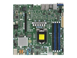 Supermicro MBD-X11SCM-F-O Main Image from Front