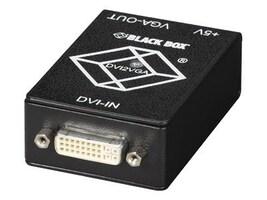 Black Box DVI-D to VGA Adapter, AC1038A, 10176157, Adapters & Port Converters