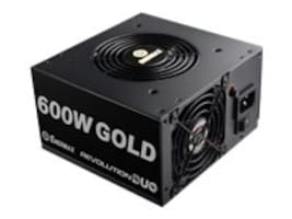 Enermax 600W 80+ Gold Dual Active Fan Design Patented FMA, ERD600AWL-F, 33152123, Power Supply Units (internal)