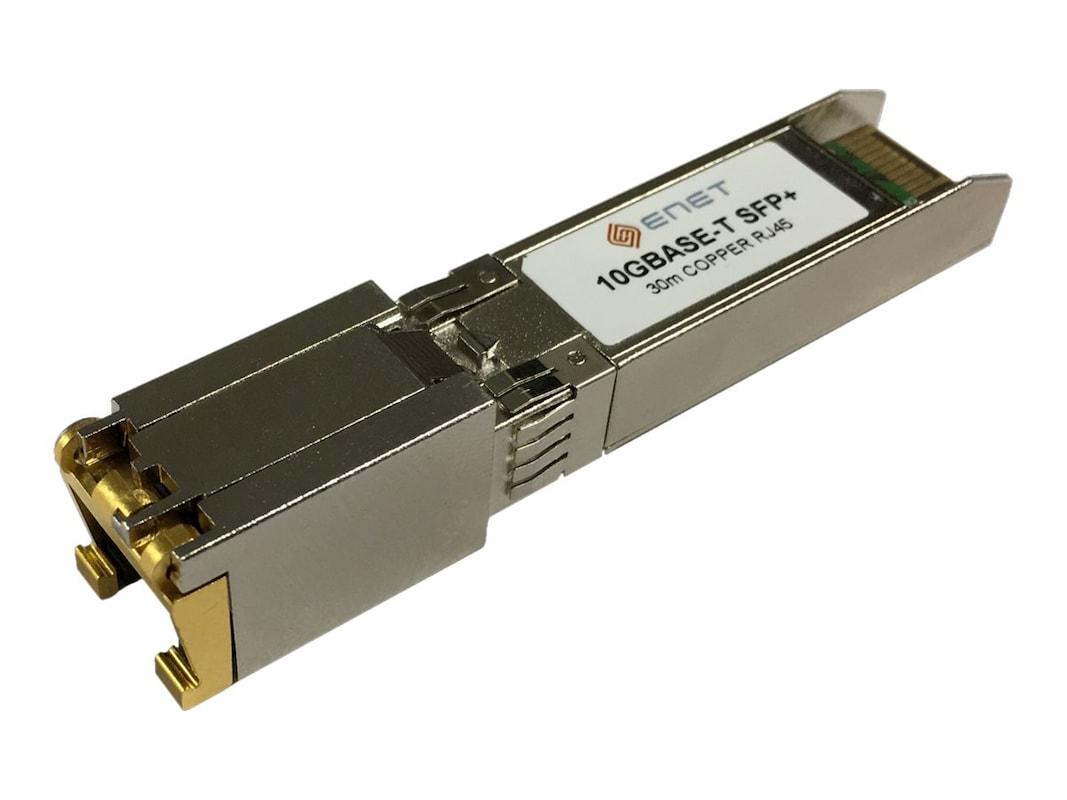 ENET 10GBase-T SFP+ 30m RJ45 Transceiver (Cisco SFP-10G-T)