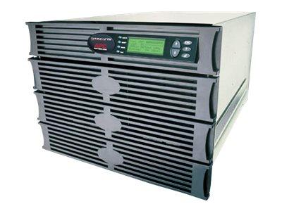 APC Symmetra RM 2kVA Scalable to 6kVA N+1 208 240V UPS, SYH2K6RMT, 5383258, Battery Backup/UPS